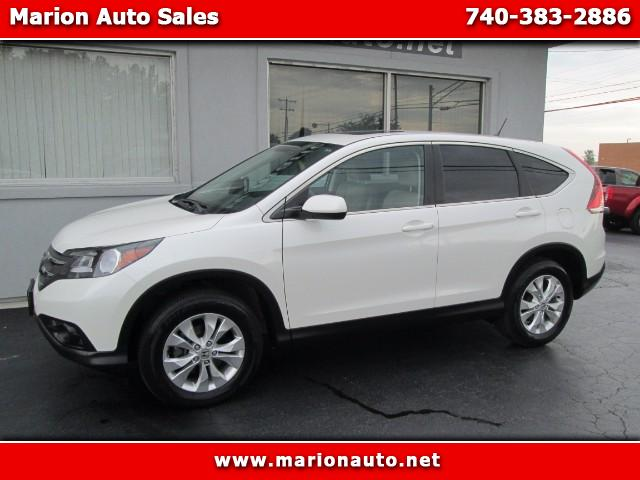 2014 Honda CR-V EX 4WD AT