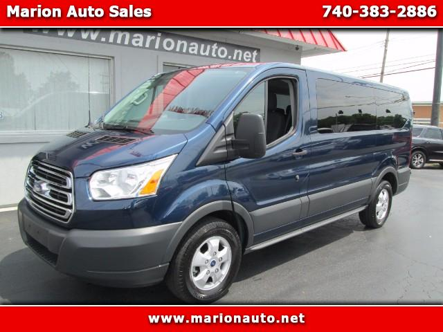 2017 Ford Transit 150 Wagon Low Roof XLT 60/40 Pass. 130-in. WB