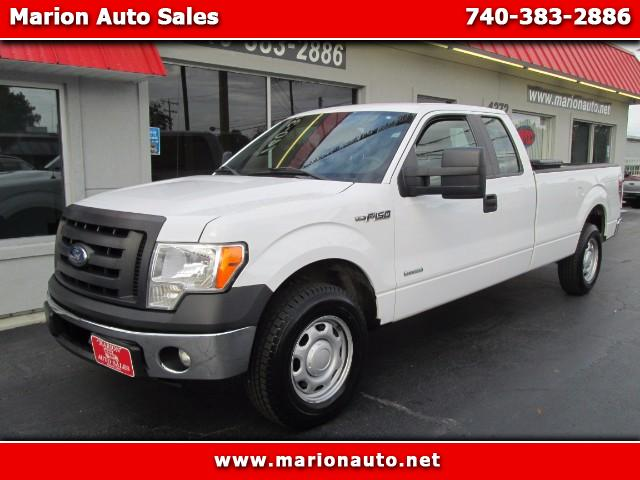 2012 Ford F-150 XL SUPERCAB LONG BED