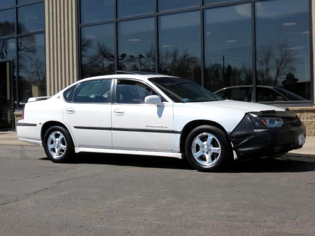 2003 Chevrolet Impala near Saint Paul MN 55117 for $1,995.00