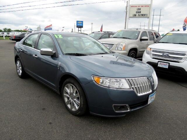 RPMWired.com car search / 2012 Lincoln MKZ