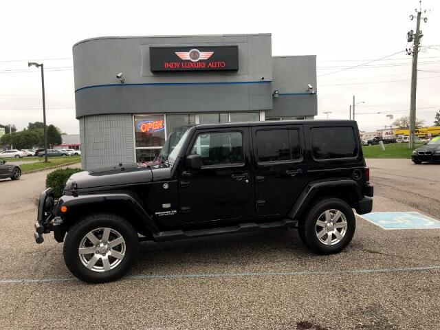 2011 Jeep Wrangler Unlimited Jeep 70th Anniversary