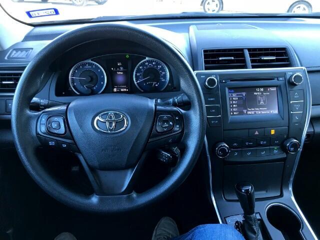2016 Toyota Camry 4dr Sdn I4 Auto LE (Natl)