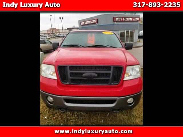 2006 Ford F-150 FX4 SuperCrew 6.5-ft Box 4WD