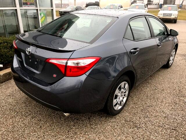 used 2016 toyota corolla s premium cvt for sale in indianapolis in 46227 indy luxury auto. Black Bedroom Furniture Sets. Home Design Ideas