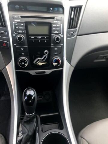 2011 Hyundai Sonata GLS Auto