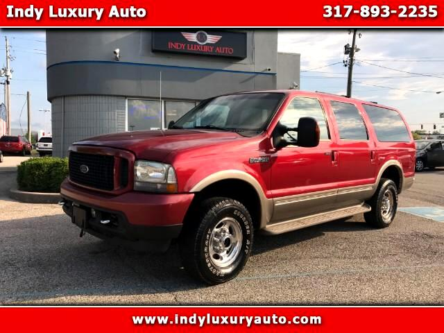 2004 Ford Excursion Eddie Bauer 6.0L 4WD