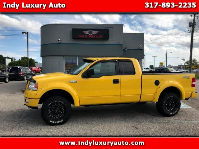 2004 Ford F-150 STX SuperCab 5.5-ft. Bed 4WD