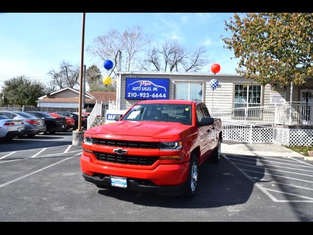 2017 Chevrolet Silverado 1500 Work Truck Double Cab 2WD