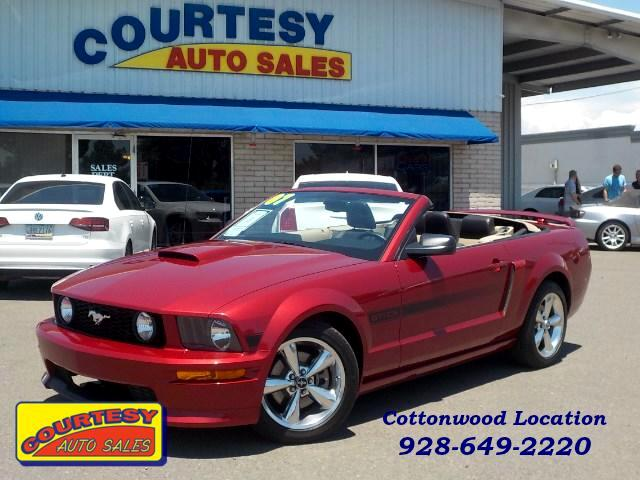 2007 Ford Mustang 2dr Conv GT Premium