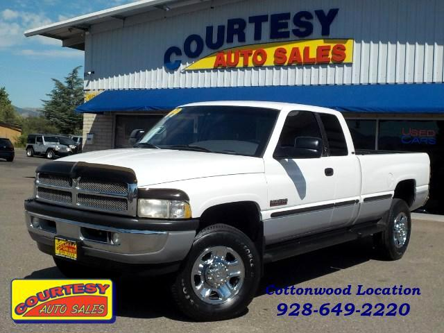1999 Dodge Ram 2500 SLT Quad Cab Long Bed 4WD