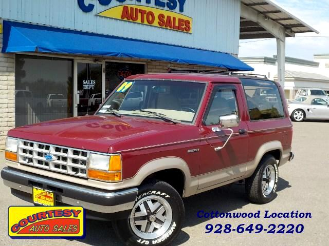 1989 Ford Bronco II Eddie Bauer