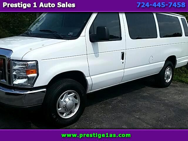 2012 Ford E-Series Wagon E-350 XLT Super Duty Extended