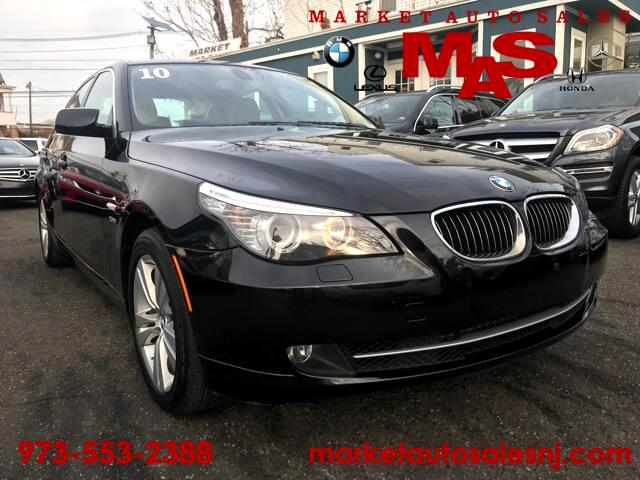 2010 BMW 5-Series 528xi