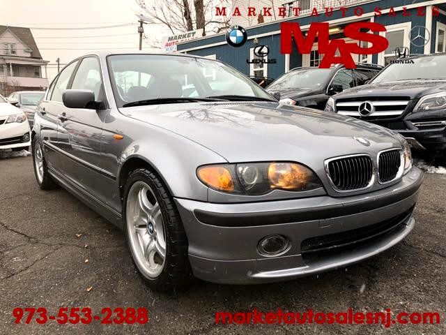 2004 BMW 3-Series 330i Sedan