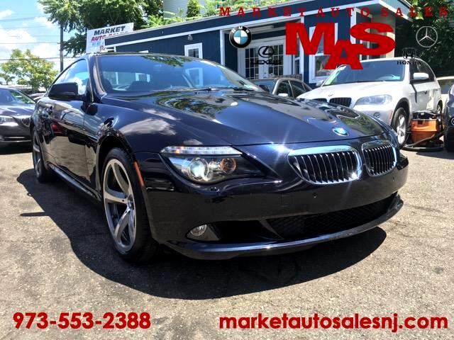 2010 BMW 6-Series 650i Coupe