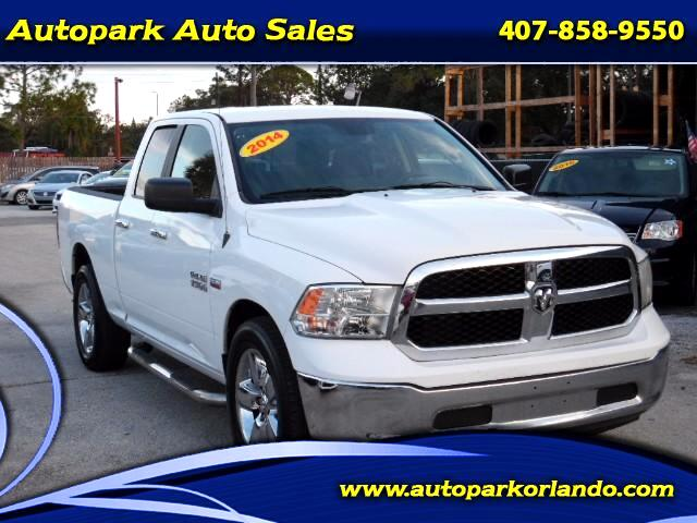 2014 Dodge Ram Pickup 1500 SLT Plus Short Bed 2WD