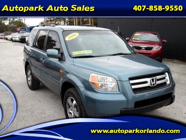 2006 Honda Pilot LX 2WD 5-Spd AT