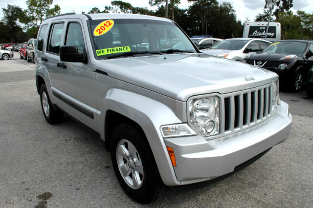 used 2012 jeep liberty sport 4wd for sale in orlando fl. Black Bedroom Furniture Sets. Home Design Ideas