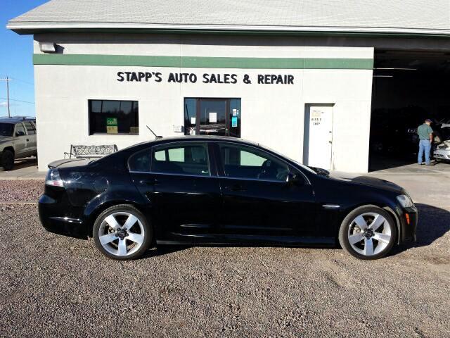 Used 2009 Pontiac G8 For Sale In Garden City Ks 67846
