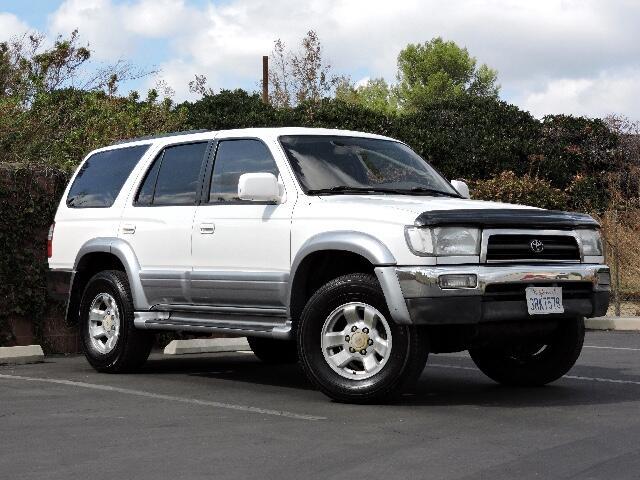 1996 Toyota 4Runner Limited 4WD
