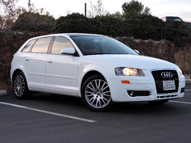 2008 Audi A3 2.0T DSG