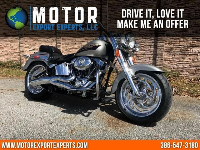 2008 Harley-Davidson FLSTF FAT BOY