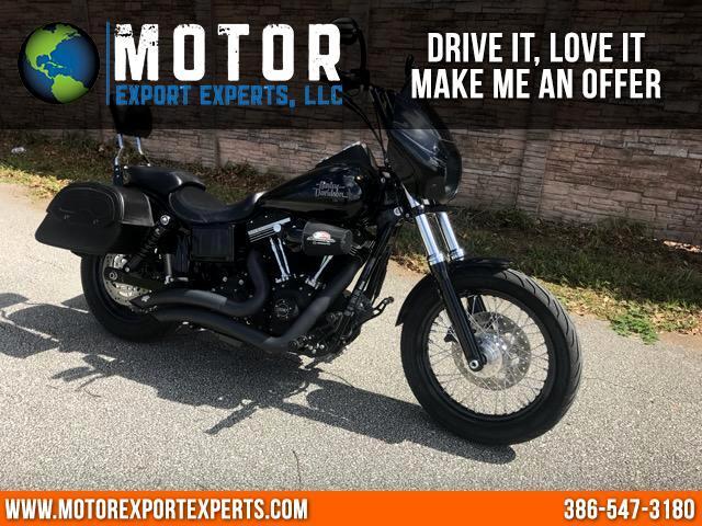 2014 Harley-Davidson Dyna Street Bob FXDB