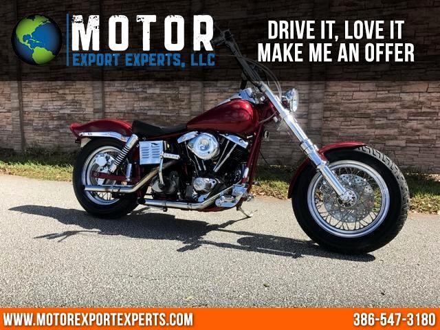 1976 Harley-Davidson FXE 1200 SHOVELHEAD