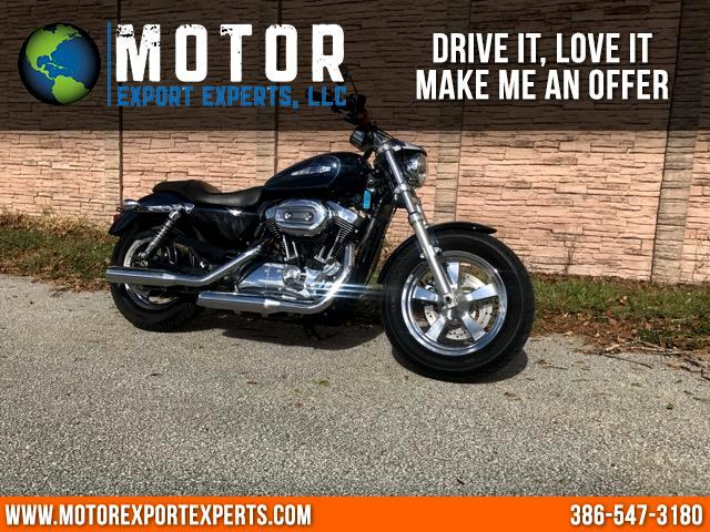 2012 Harley-Davidson XL1200C SPORTSTER CUSTOM