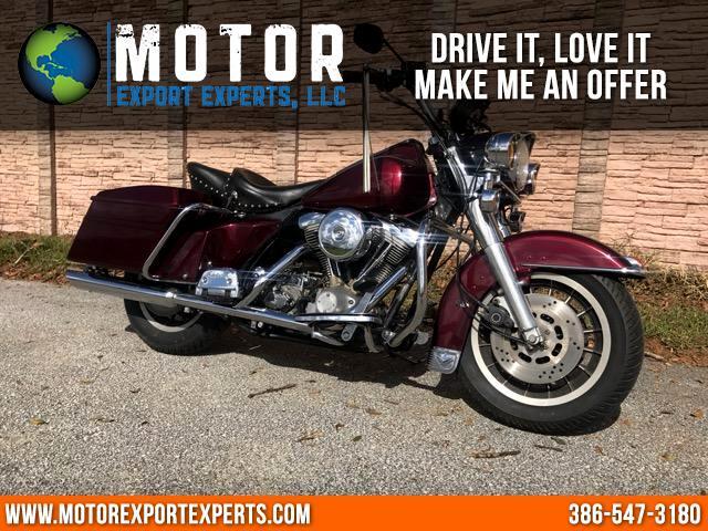 1985 Harley-Davidson FLTC ELECTRA GLIDE