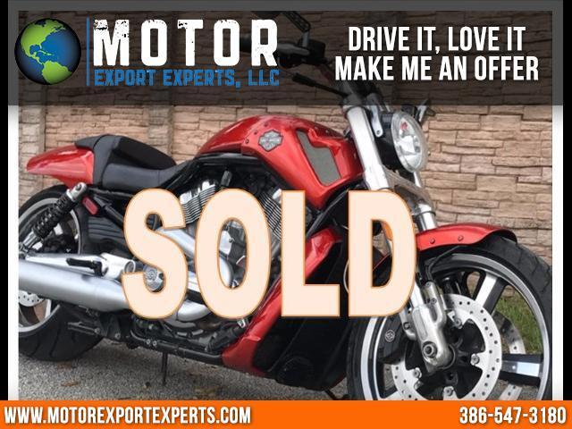 2013 Harley-Davidson VRSCF V ROD MUSCLE