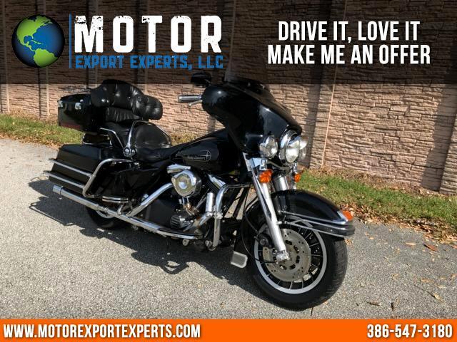 1986 Harley-Davidson FLHT ELECTRA GLIDE