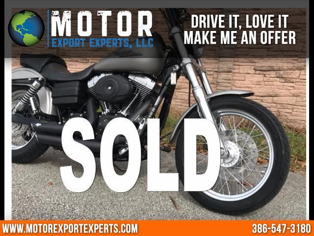 2007 Harley-Davidson FXDBI DYNA STREET BOB