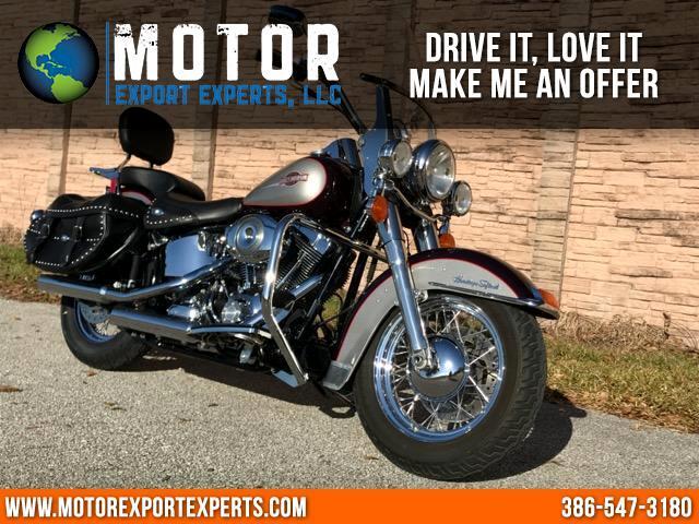 2007 Harley-Davidson FLSTCI HERITAGE SOFTAIL CLASSIC