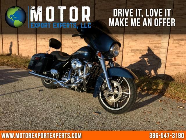 2012 Harley-Davidson FLHXI STREET GLIDE FLHX