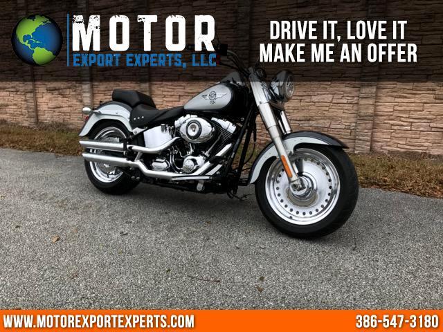 2012 Harley-Davidson FLSTFI FAT BOY