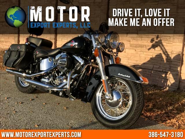 2016 Harley-Davidson FLSTCI HERITAGE SOFTAIL CLASSIC