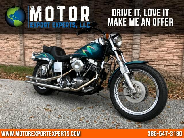 1983 Harley-Davidson Unknown FXE 4 SPEED ELECTRIC START SUPER GLIDE