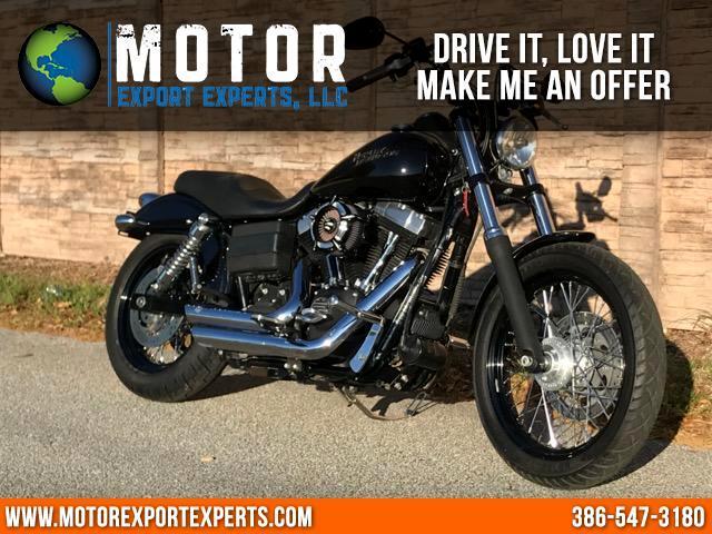 2011 Harley-Davidson FXDBI STREET BOB