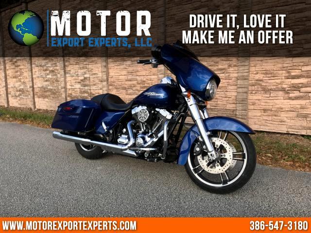 2015 Harley-Davidson FLHXI STREET GLIDE