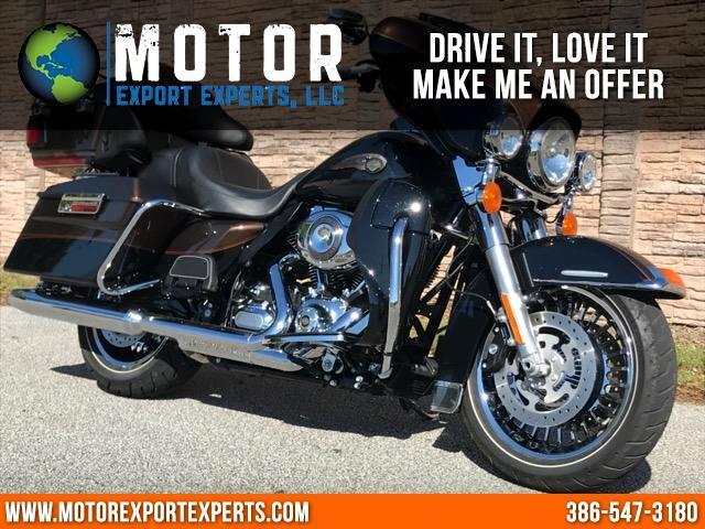 2013 Harley-Davidson FLHTK ULTRA CLASSIC LIMITED ANNIVERSARY