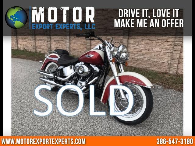 2013 Harley-Davidson FLSTNI SOFTAIL DELUXE