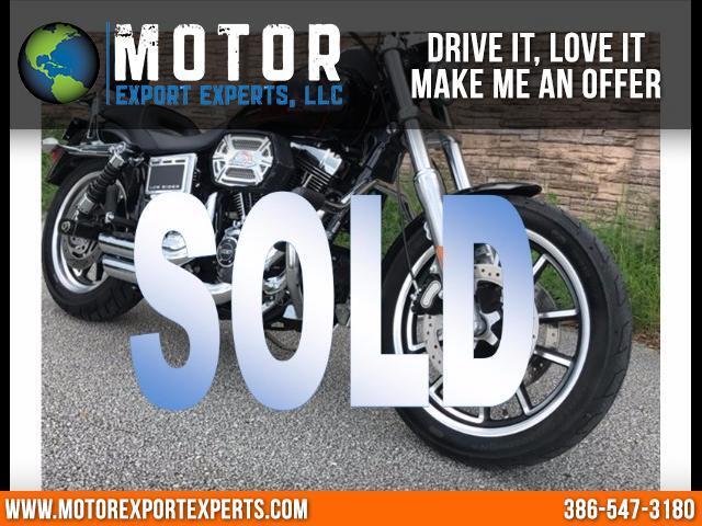 2014 Harley-Davidson Dyna Low Rider FXDL/I