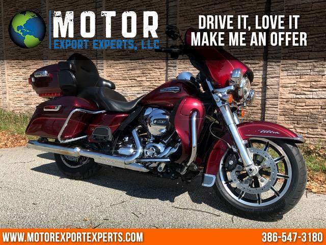 2016 Harley-Davidson Ultra Classic FLHTCUI