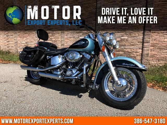 2008 Harley-Davidson FLSTC HERITAGE SOFTAIL CLASSIC