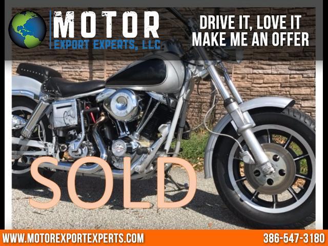 1980 Harley-Davidson FXE SHOVELHEAD FXE