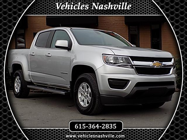 2015 Chevrolet Colorado WT Crew Cab 2WD Long Box