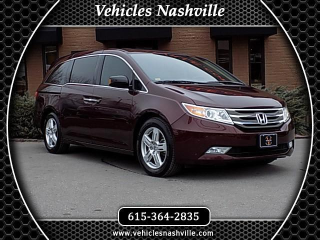 2013 Honda Odyssey Touring w/DVD/NAV