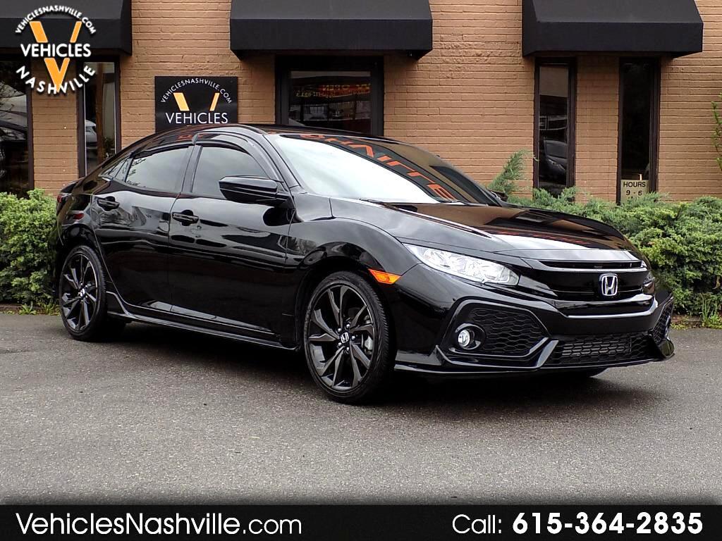 2018 Honda Civic Sport 6M